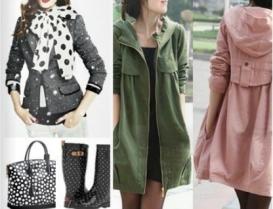 abbigliamento autunno primavera