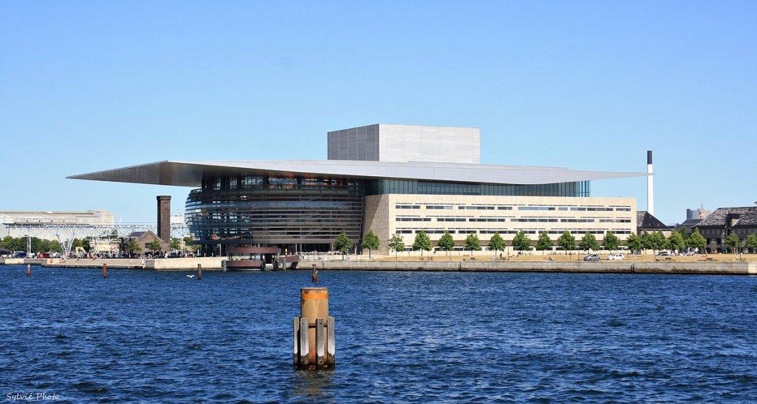 Opera House Copenaghen