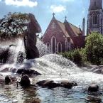 fontana di Gefjun 2