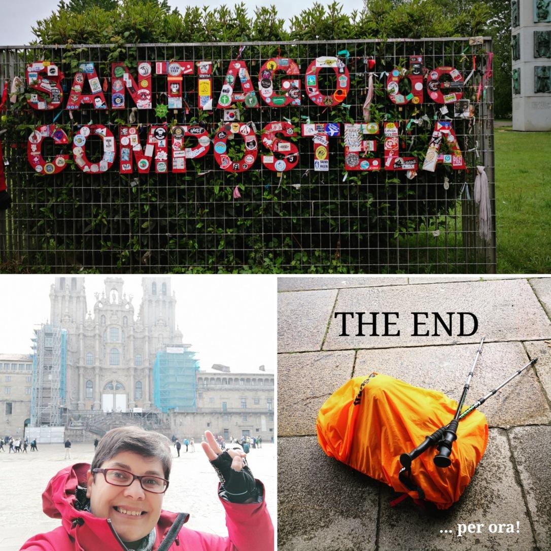 La fine è il mio inizio Cammino di Santiago